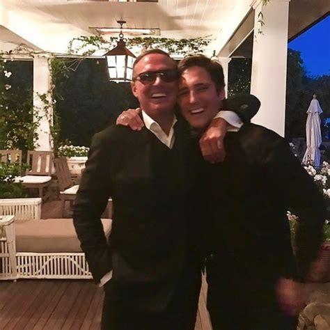 Diego Boneta graba soundtrack con canciones de Luis Miguel ...