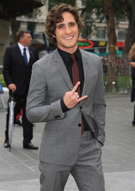 Diego Boneta Picture 25   The UK Premiere of Rock of Ages