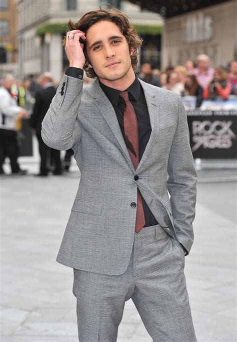 Diego Boneta Picture 28   The UK Premiere of Rock of Ages