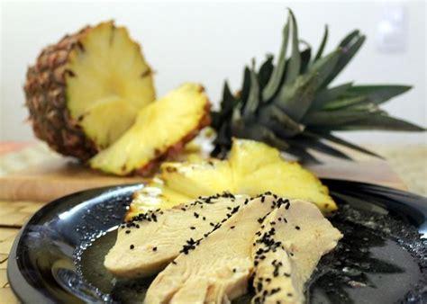 Dieta de choque de la piña y el pollo para adelgazar en ...