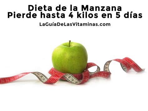 Dieta de la manzana pierde hasta 4 kilos en 5 días   La ...