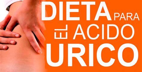 Dieta para el ácido úrico. Elena Nuñez, nutricionista.
