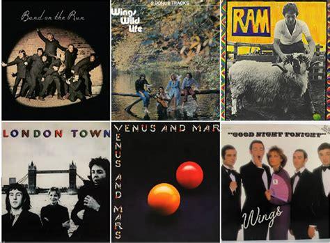 Diez canciones imprescindibles de Paul McCartney  1970 1980