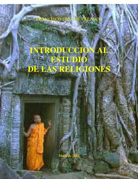Diez de velasco introduccion a la historia de las religiones