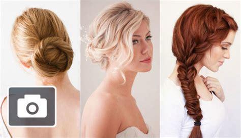 Diez peinados para bodas fáciles paso a paso - La Nueva ...