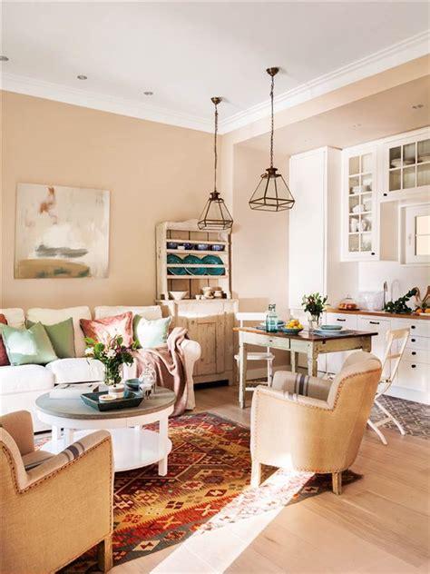 Diez pisos pequeños con las mejores ideas para aprovechar ...