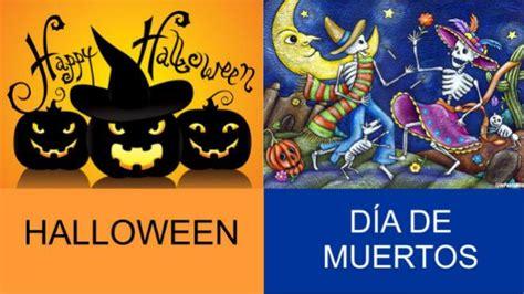 Diferencias entre Halloween y Día de Muertos | UN1ÓN ...