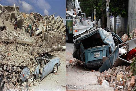 Diferencias y similitudes de sismos 1985-2017 - Diario ...