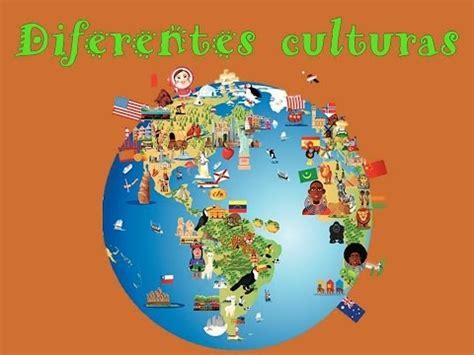 Diferentes culturas - YouTube