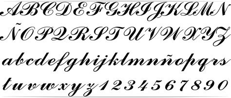 Diferentes Tipos De Letras Para Tatuajes Destinadas A ...