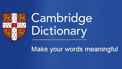 Difference between Oxford and Cambridge Dictionary ...