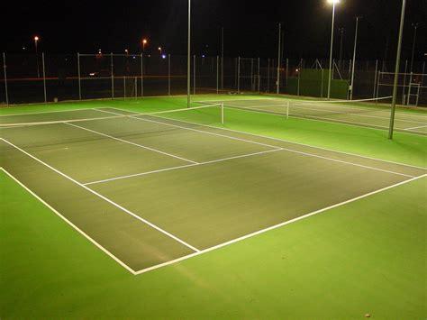 Dimensiones de las Pistas de Tenis
