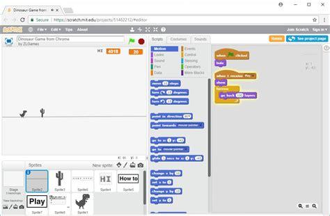 Dino Game Online Chrome | GamesWorld