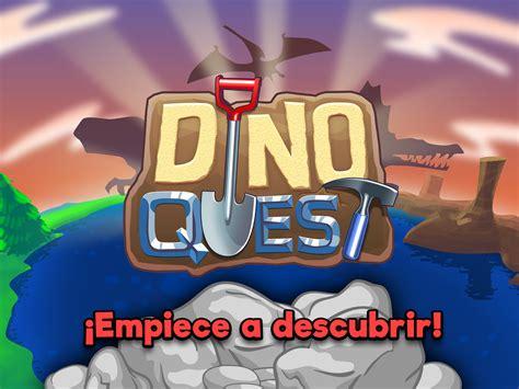 Dino Quest   Juego Dinosaurios   Aplicaciones Android en ...