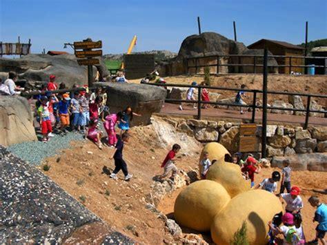 Dinópolis, parque de dinosaurios, Teruel