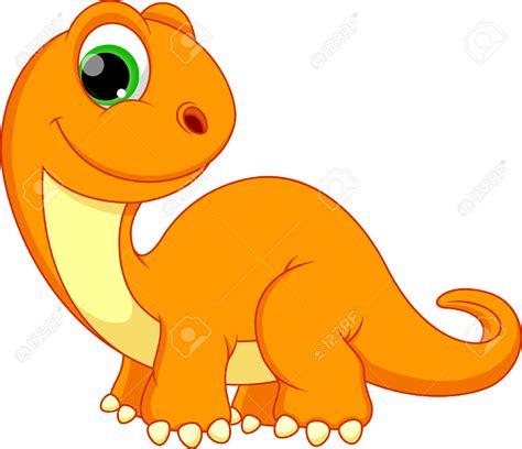 Dinosaur cartoon clipart collection