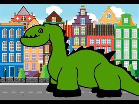 dinosaur cartoon - t rex cartoon - dinosaur animation ...