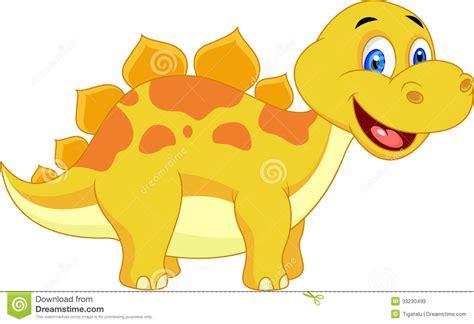 Dinosaur clipart cute - Pencil and in color dinosaur ...