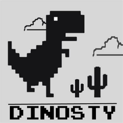 Dinosaur from Chrome gets its own (unofficial) game for ...