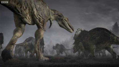 Dinosaur Massacre | Planet Dinosaur | BBC - YouTube