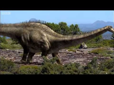 Dinosaur mating rituals   Walking with Dinosaurs in HQ ...