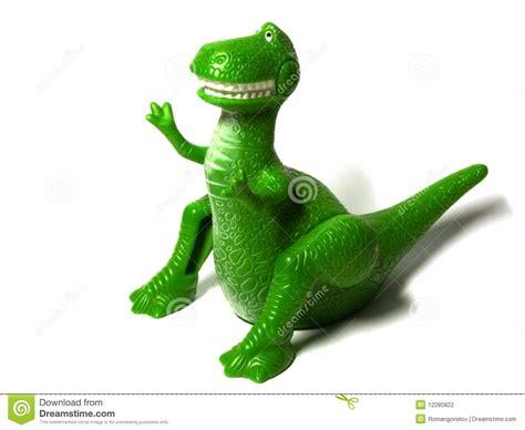 Dinosaurio Del Juguete Fotografía de archivo - Imagen ...