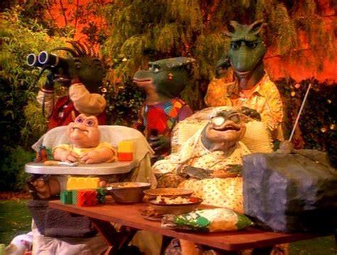 Dinosaurios - ¿Cómo acabó la serie de televisión de los ...
