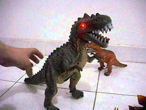 Dinosaurios de juguete - YouTube