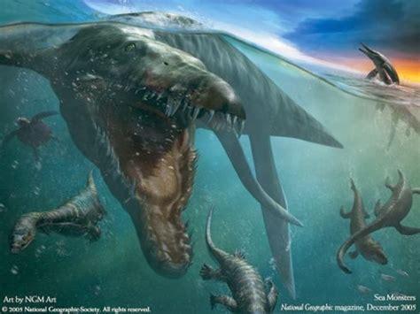dinosaurios: EN QUE AÑO EXISTIERON LOS DINOSAURIOS