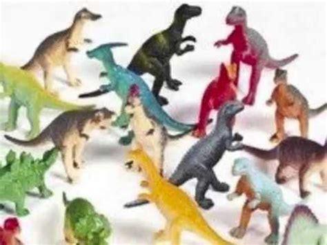 dinosaurios juguetes, dibujos animados para niños - YouTube
