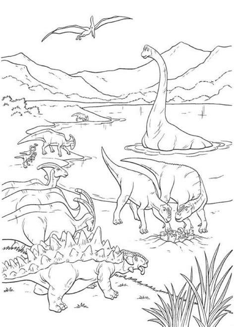 Dinosaurios para colorear   hyperpost | Imágenes de ...