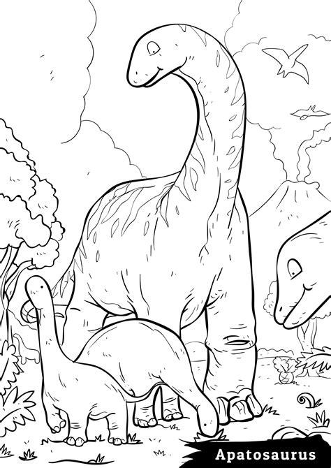Dinosaurios para colorear   Juguetes de Dinosaurios
