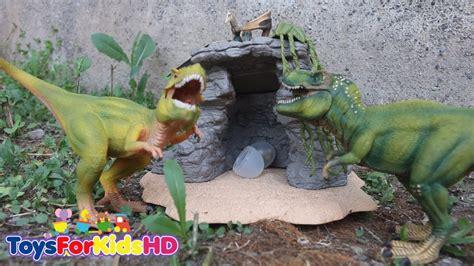 Dinosaurios para niños????Colección de Dinosaurios de juguete ...