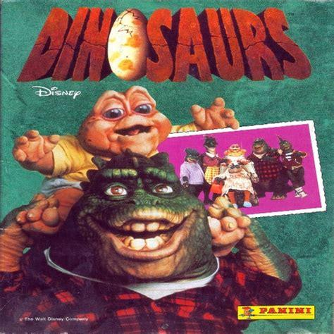 Dinosaurios Temporada 4 España - Identi