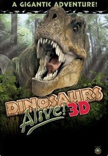 Dinosaurs Alive! - Wikipedia