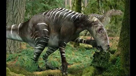 Dinosaurs: Iguanodon - YouTube