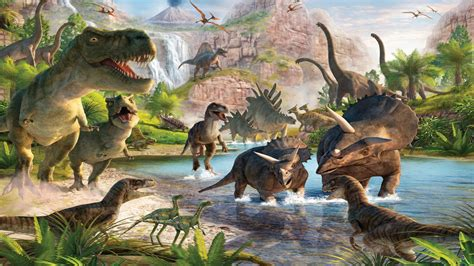 Dinosaurs Wallpapers For Desktop 11686 Full Hd Wallpaper ...