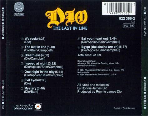 Dio Last In Line Album Cover | www.imgkid.com   The Image ...