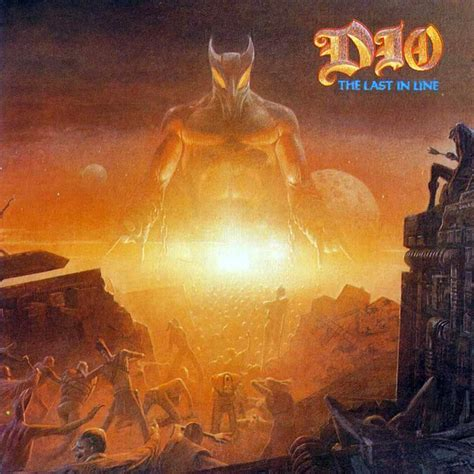 DIO   The last in line Rockumweb.com Hard Rock & Heavy Metal