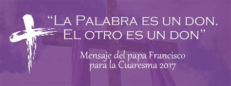 Diócesis Sonsón Rionegro Mensaje del papa Francisco para ...