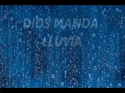 DIOS MANDA LLUVIA cancion con letra  lyrics   mya    YouTube