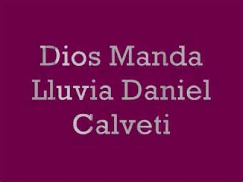 DIOS MANDA LLUVIA PISTA   FunnyDog.TV