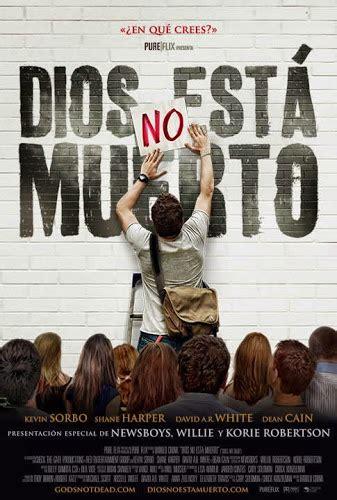 Dios No Esta Muerto DVDRip Latino