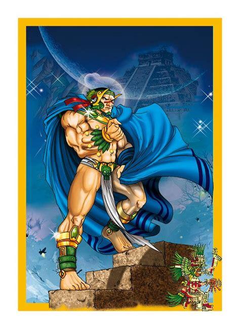 dioses aztecas 3 by Apocalipsstudio | aztec | Pinterest ...
