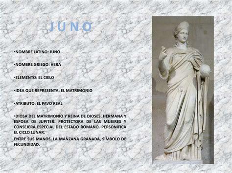 Dioses romanos