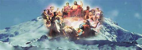 Dioses y héroes de la Mitología Grecorromana. | Temas de ...