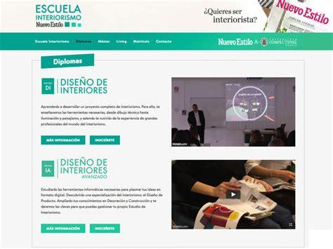 Diploma de Diseño de Interiores online   Nuevo Estilo