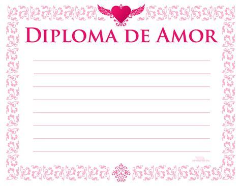 Diploma para mi novio para imprimir   Imagui