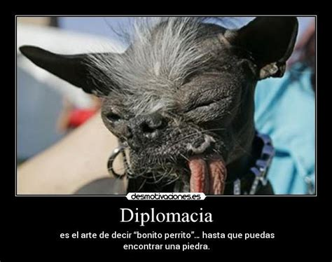 Diplomacia | Desmotivaciones