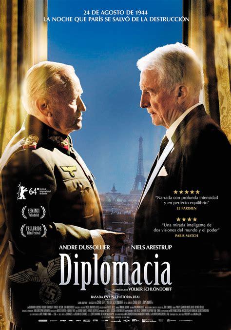 Diplomacia   Película 2014   SensaCine.com